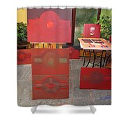 9 21 2010 Shower Curtain