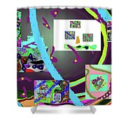 9-21-2015cabcdefghijklmnopq Shower Curtain