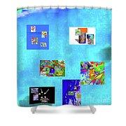 9-6-2015habcd Shower Curtain