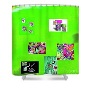 9-6-2015habcdefghijklm Shower Curtain