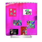 9-6-2015habcdefghijklmnopqrtuvwxyzabc Shower Curtain