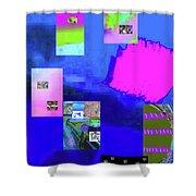 9-9-2015cab Shower Curtain