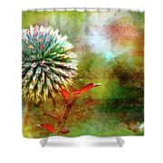 American Beach Cottage Art And Feelings Shower Curtain