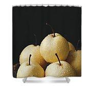 Asian Pears Shower Curtain
