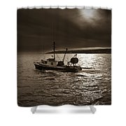 Cape Ann, Ma Shower Curtain