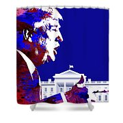 Donald Trump 2016 Presidential Candidate Shower Curtain