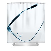 Google Glass, X-ray Shower Curtain
