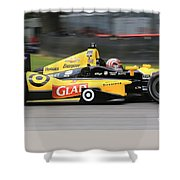 Indycar Performance Shower Curtain