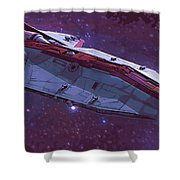 Jedi Star Wars Poster Shower Curtain