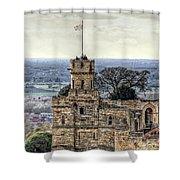Lincoln England United Kingdom Uk Shower Curtain
