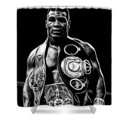 Mike Tyson Collection Shower Curtain