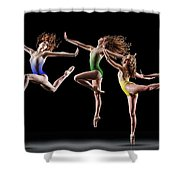 Mood Shower Curtain