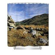 Mount Washington - White Mountains New Hampshire Usa Shower Curtain