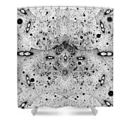 Bio Show Shower Curtain
