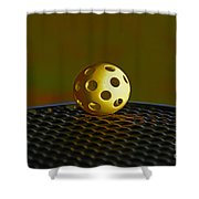 9- Perspective Shower Curtain