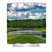 Ross Bridge Golf Course - Hoover Alabama Shower Curtain