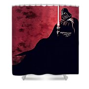 Star Wars Episode 3 Art Shower Curtain