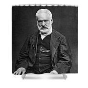 Victor Hugo (1802-1885) Shower Curtain