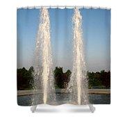 911 Memorial Shower Curtain