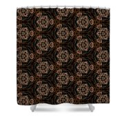 Arabesque 025 Shower Curtain