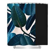 What Doesn't Kill Leaves A Scar Shower Curtain