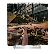 A-36a Apache Shower Curtain