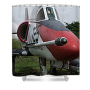 A - 4 Skyhawk - 2 Shower Curtain