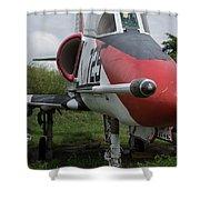 A - 4 Skyhawk - 3 Shower Curtain