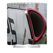 A - 4 Skyhawk - 4 Shower Curtain