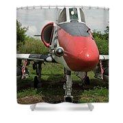 A - 4 Skyhawk Shower Curtain
