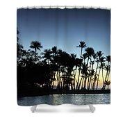 A-bay Aloha Shower Curtain