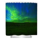 A Beautiful Dusk Shower Curtain