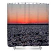 A Beautiful Heist Shower Curtain