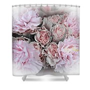 A Bouquet For My Love 47 Shower Curtain