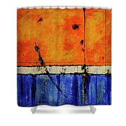 A Brand New Day Shower Curtain