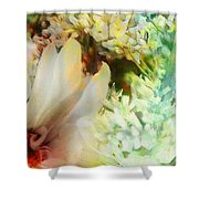 A Breath Of Spring Shower Curtain