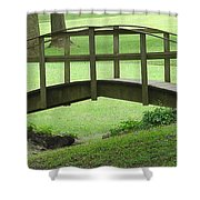 A Bridge In Washington County Shower Curtain