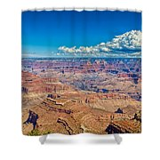 A Canyon Grand Shower Curtain