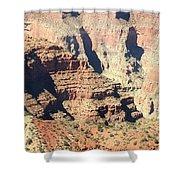 A Canyon Scene Shower Curtain