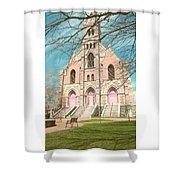 A Catholic Parish Shower Curtain