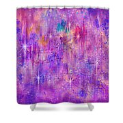 A Childhood Mystery Shower Curtain