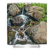 A Clarion Call For The Awareness Of The Sanctity Of Nature  Shower Curtain