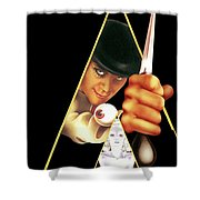 A Clockwork Orange 1971 Shower Curtain