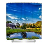 A Country Place Shower Curtain