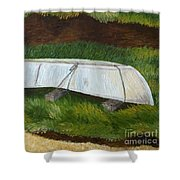 A Day Off In Dingle  Shower Curtain