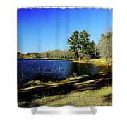 A Day To Ponder Shower Curtain