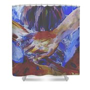 A Day To Relax Shower Curtain