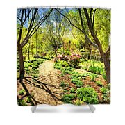 A Dose Of Spring Shower Curtain