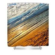 A Dream At The Beach Shower Curtain