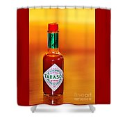 A Feeling Of Warmth Shower Curtain